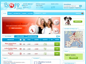 Bingo.com Vorschau
